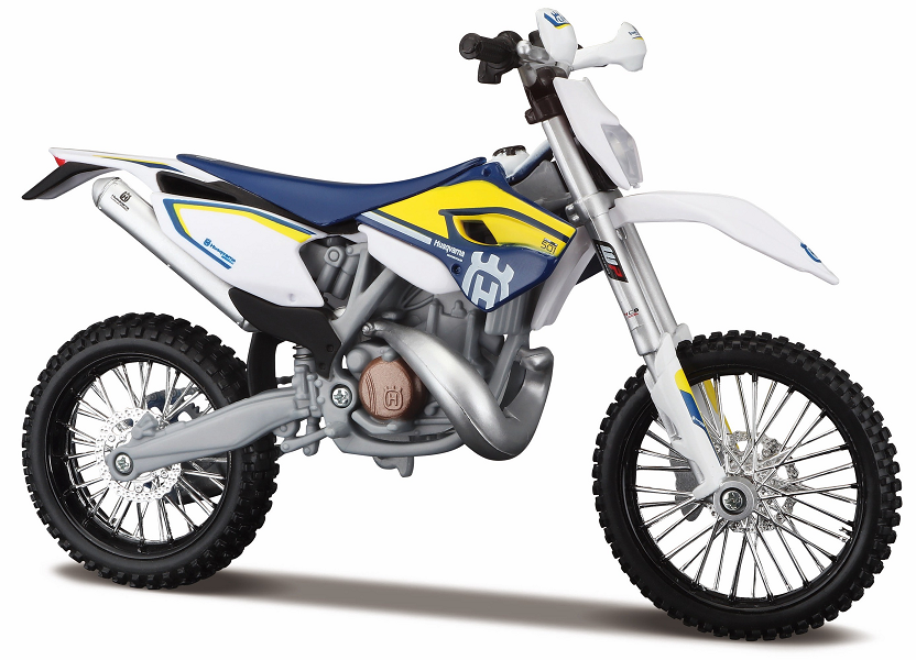 Husqvarna FE 501 Off Road Blauw/Wit/Geel - Kit
