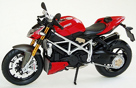 Ducati Mod Streetfighters S