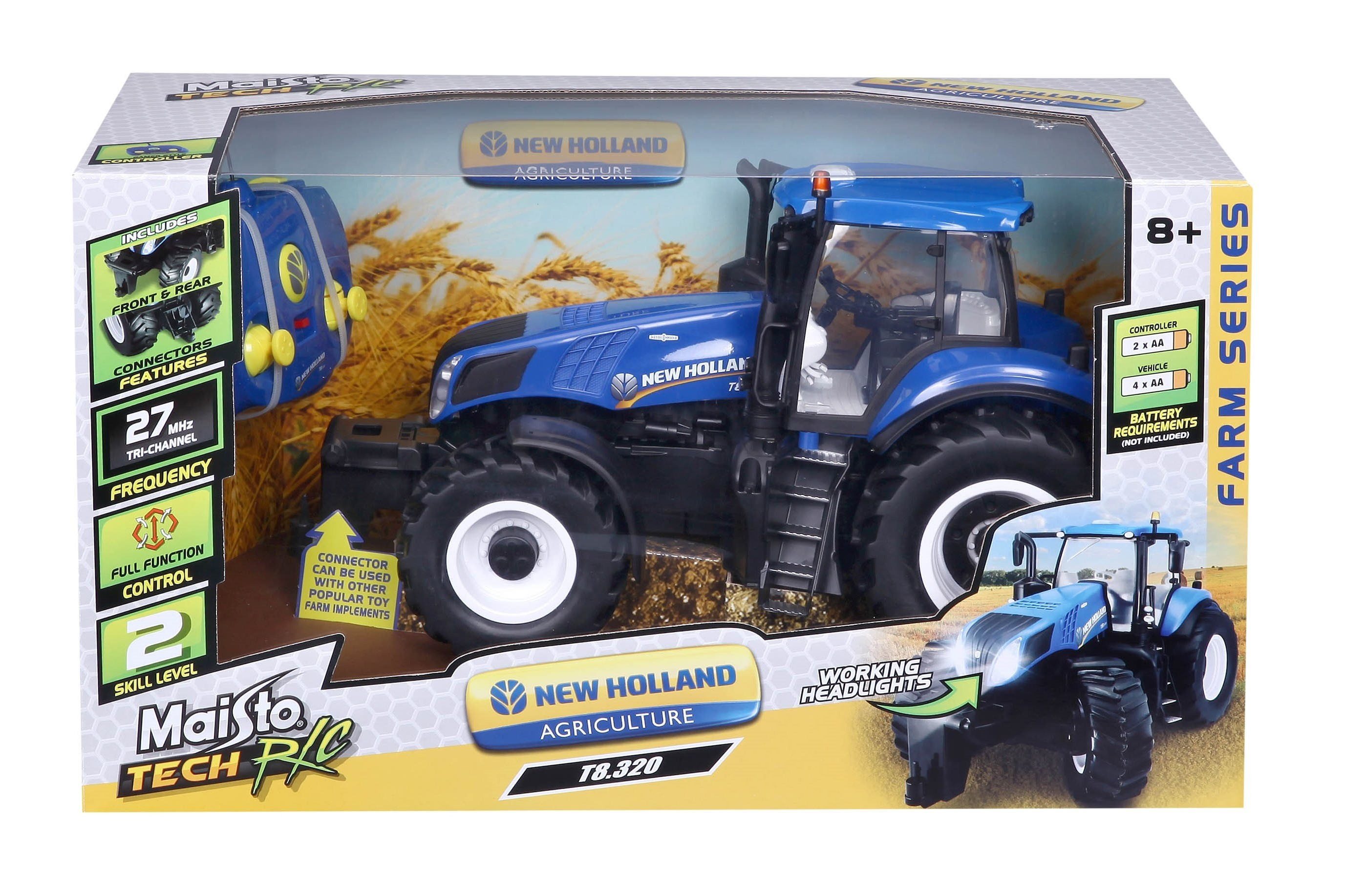 New Holland T8.320 - RC