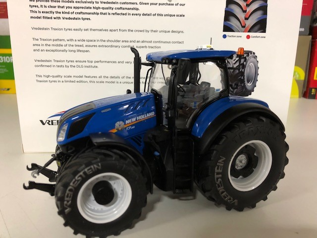 New Holland T7.315 - Vredestein Edition
