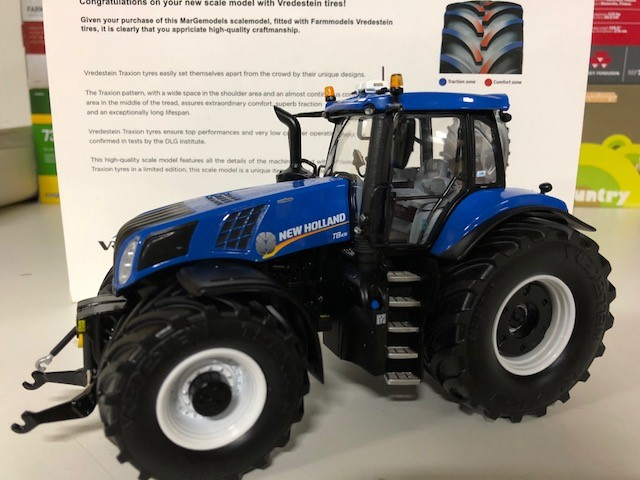 New Holland T8.435 - Vredestein Edition