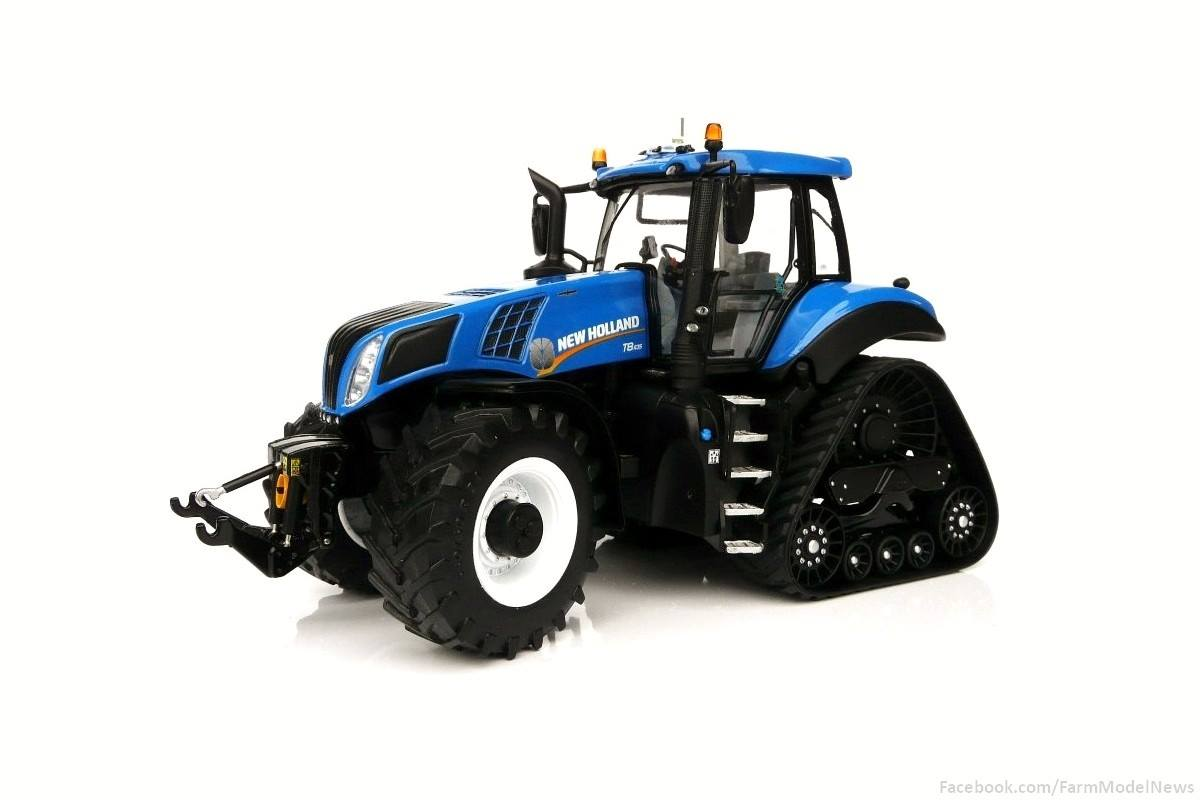 New Holland T8.435 SmartTrax