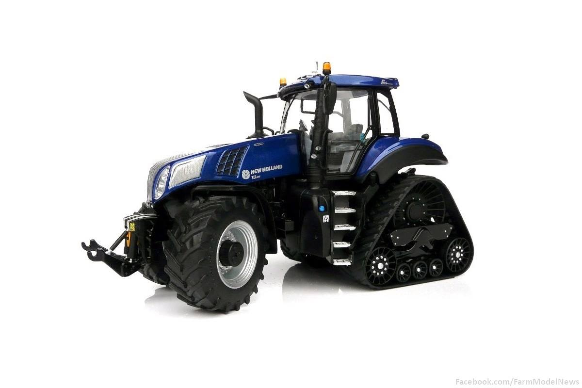 New Holland T8.435 Blue Power SmartTrax