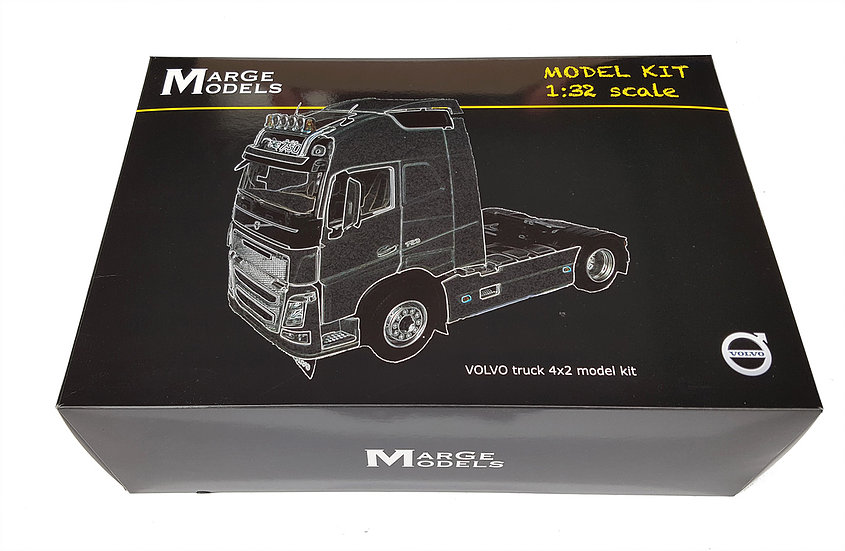 Volvo FH16 4x2 Kit