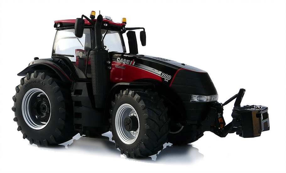 Case IH Magnum 380 CVX Black/Red - Limited Edition
