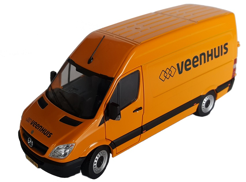 Mercedes-Benz Sprinter Geel - Veenhuis Edition