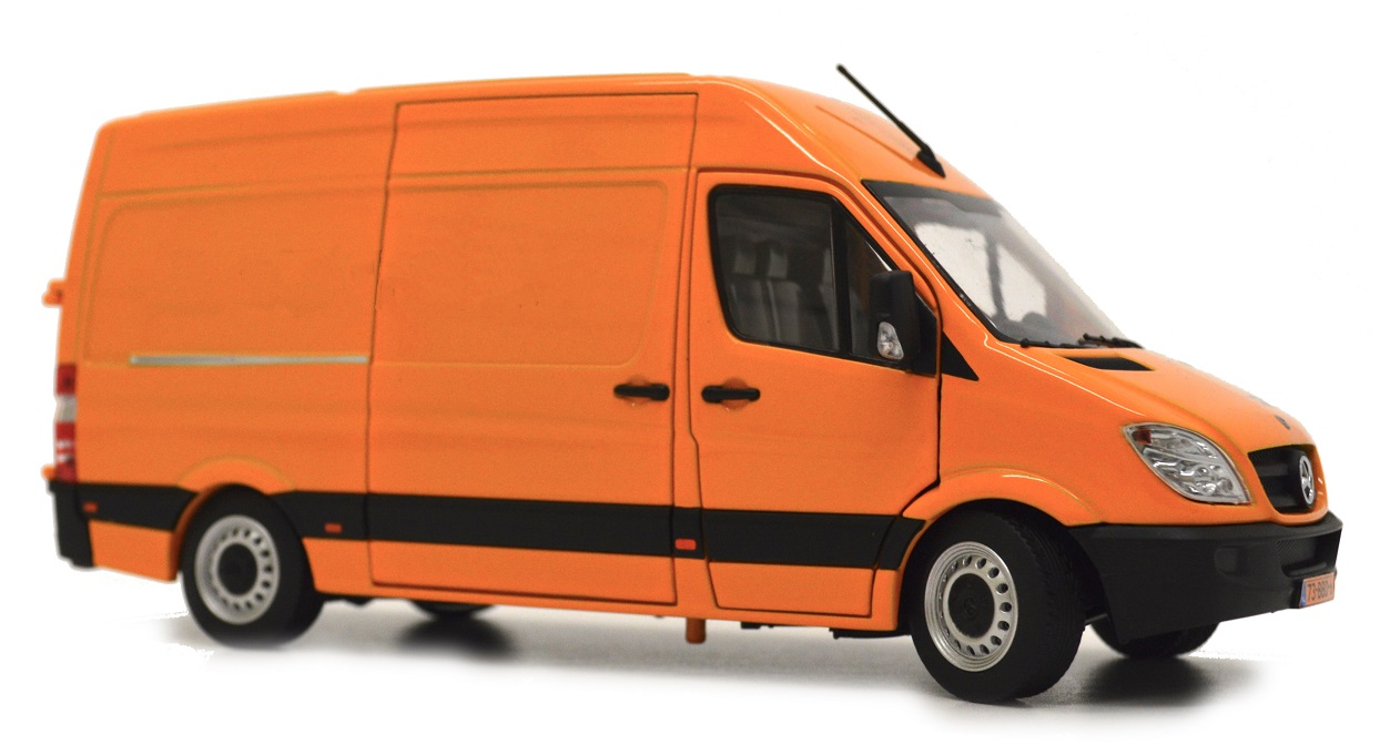 Mercedes-Benz Sprinter Geel
