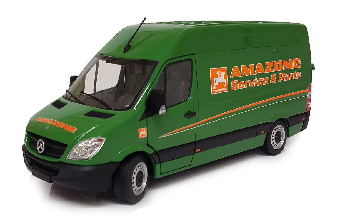 Mercedes-Benz Sprinter Groen - Amazone Edition