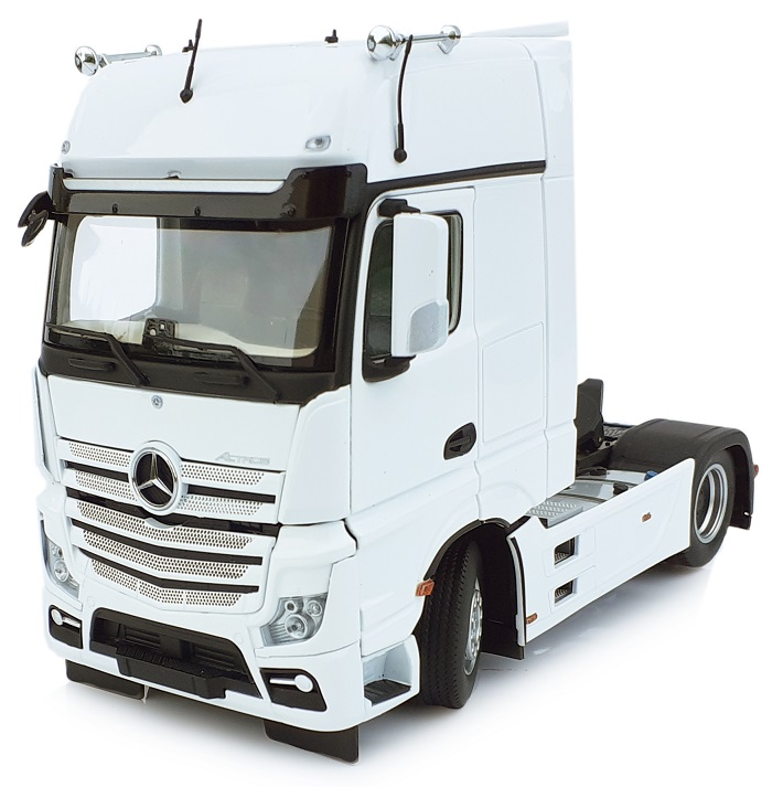 Mercedes-Benz Actros Gigaspace 4x2 Wit