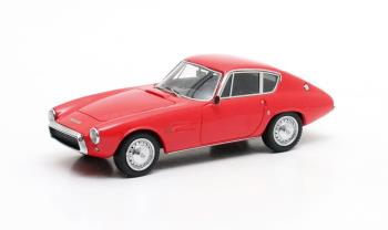 Ghia 1500 GT Coupe 1964 Rood