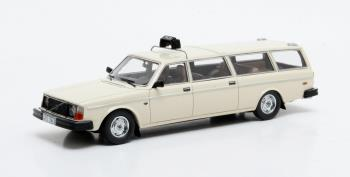 Volvo 245 Transfer LWB Taxi 1978 Wit