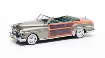 Chrysler Town and Country Convertible 1949 Gold