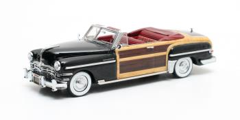 Chrysler Town and Country Convertible 1949 Black