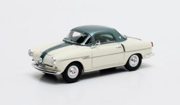 Viotti 600 Coupe 1959 White/Green Metallic