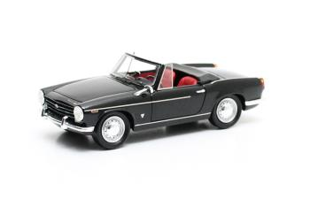 Innocenti 950-S Spider 1962 Black