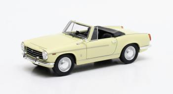 Innocenti 950-S Spider 1962 Yellow