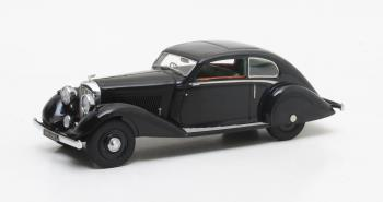 Bentley 3.5 F and W Airline Coupe 1935 Black