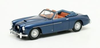 Bristol 405 Abbott DHC 1956 Blue Metallic