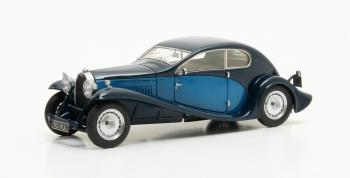 Bugatti T46 Superprofile Coupe 1930 Blauw/Blauw
