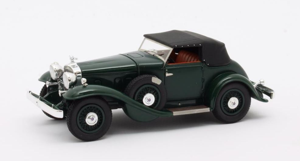 Stutz DV32 Bearcat Closed 1932 Groen