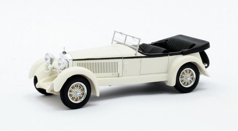 Mercedes-Benz 680S Sindelfingen Open 1929 Wit