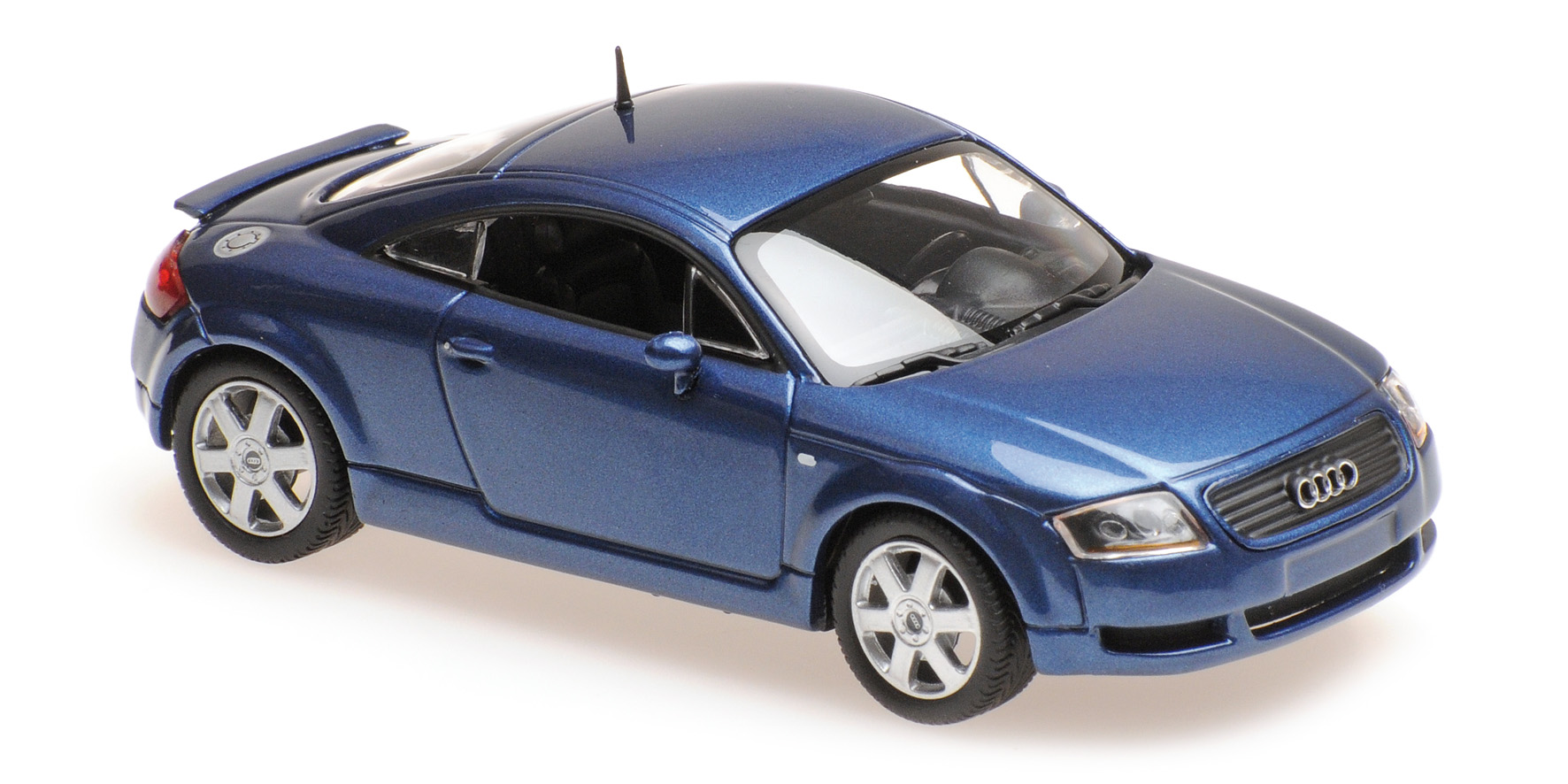 Audi TT Coupe Blauw Metallic