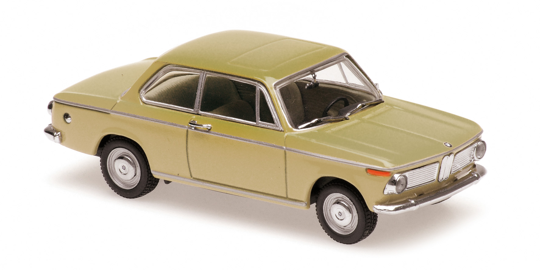 BMW 1600 1968 Nevada Beige