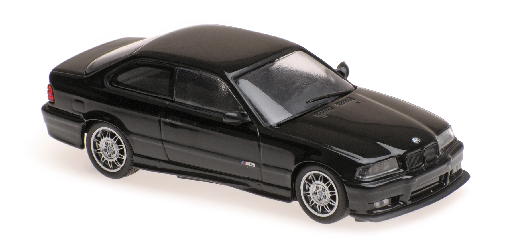BMW M3 (E36) 1992 Zwart Metallic