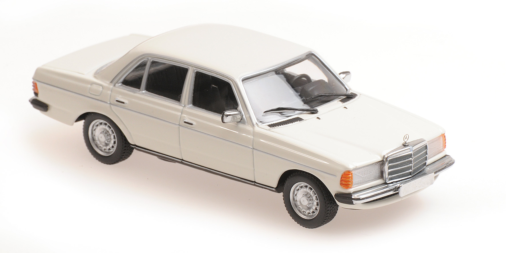 Mercedes-Benz 230E (W123) 1982 Wit