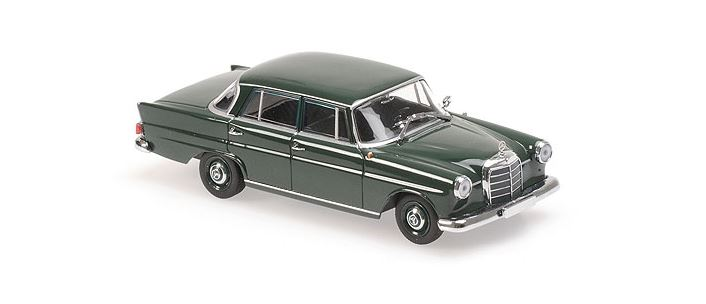Mercedes-Benz 190 1961 Groen