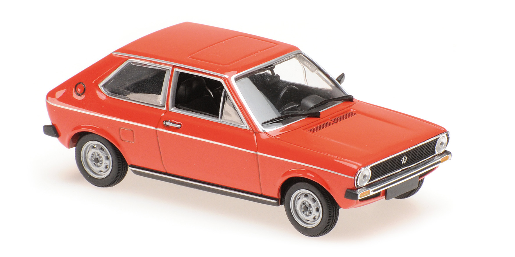 Volkswagen Polo 1979 Rood