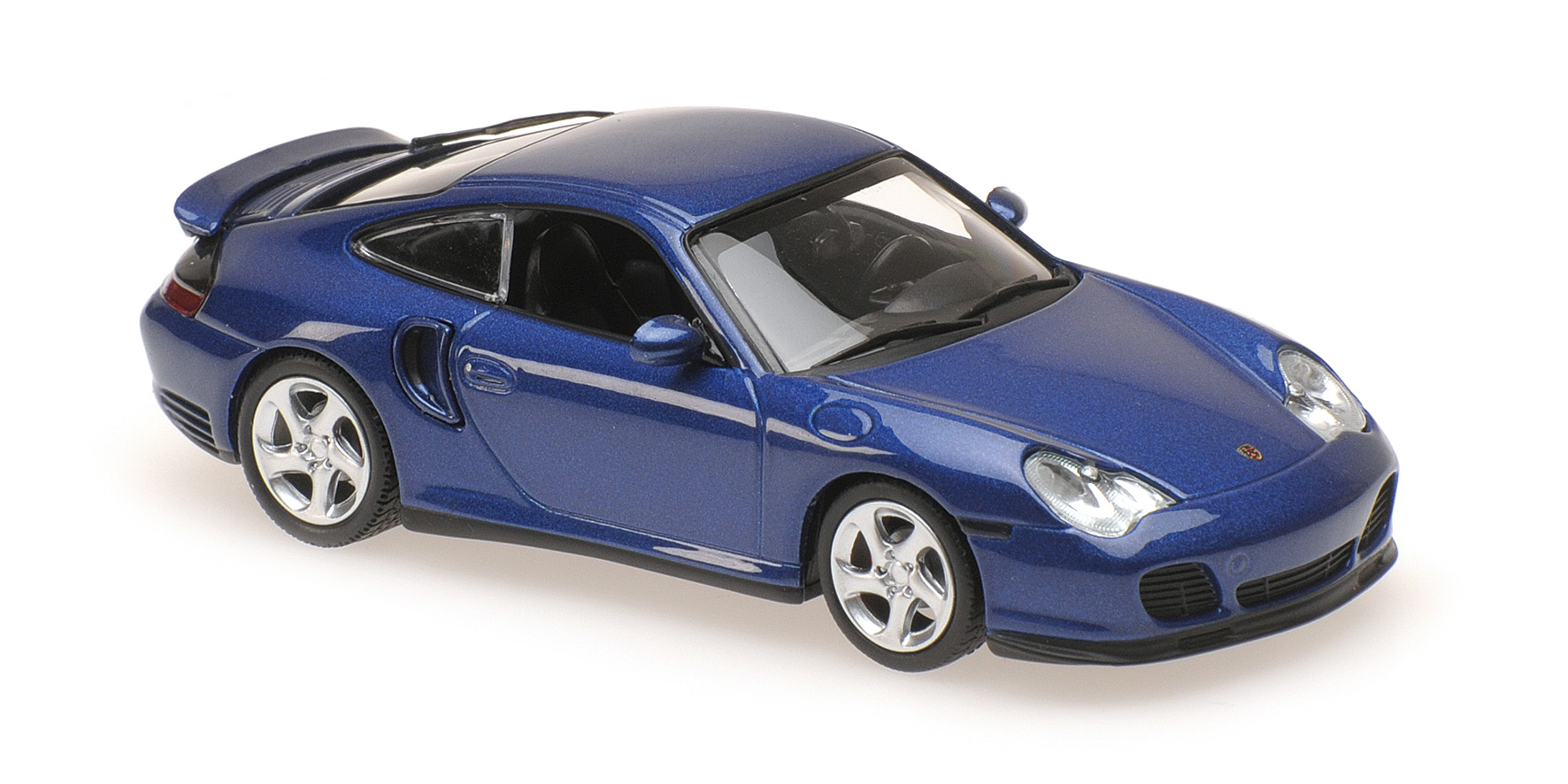 Porsche 911 (996) Turbo 1999 Blauw Metallic
