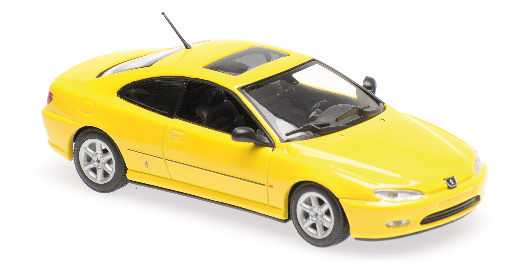 Peugeot 406 Coupe Geel