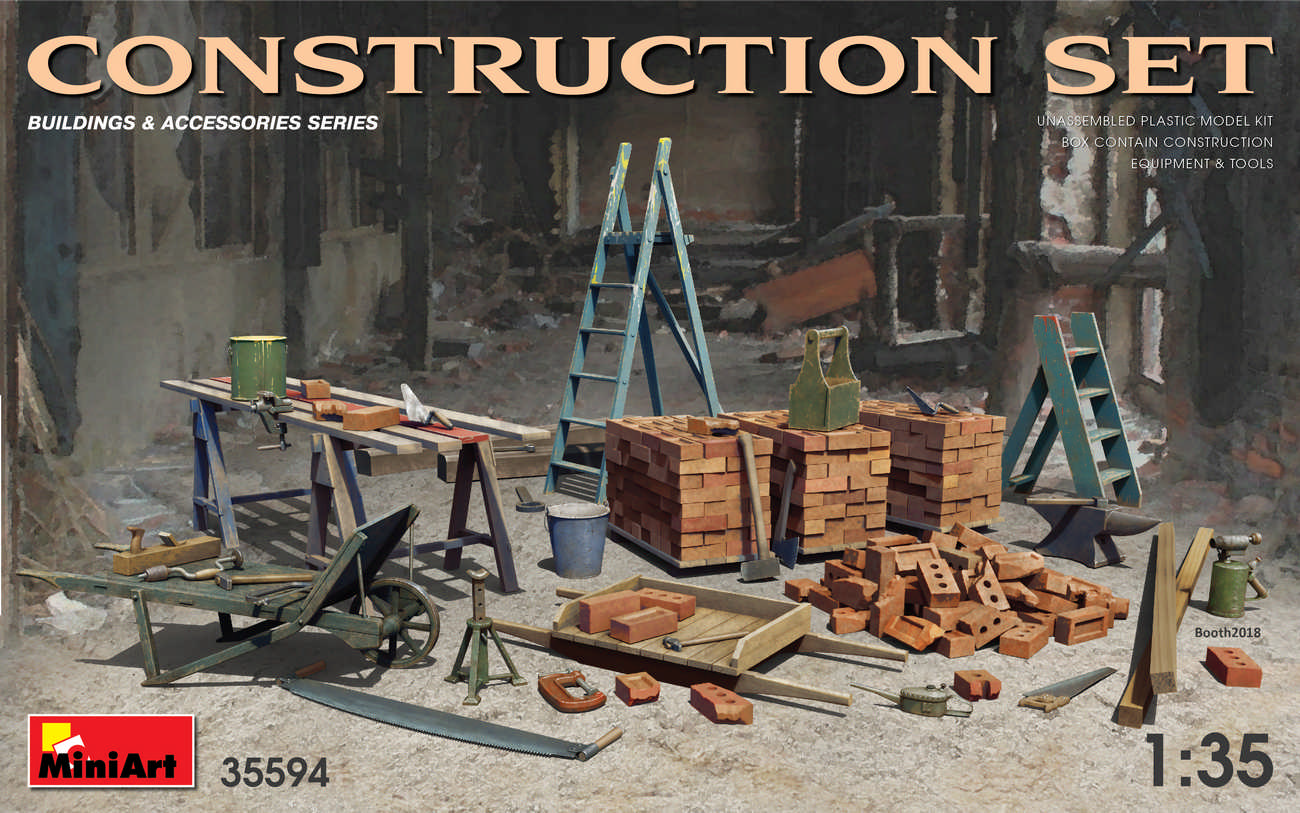 Construction Set - 1:35