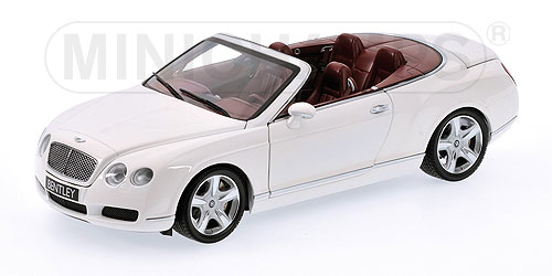 Bentley Continental GTC 2006 Wit