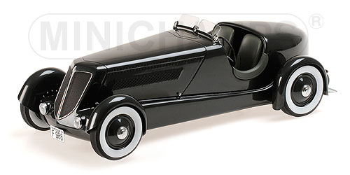 Edsel Ford Model 40 Special Speedster Early Version 1934