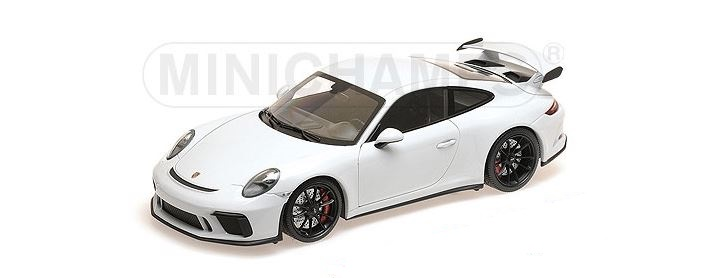 Porsche 911 GT3 (991.2) 2017 Wit Metallic