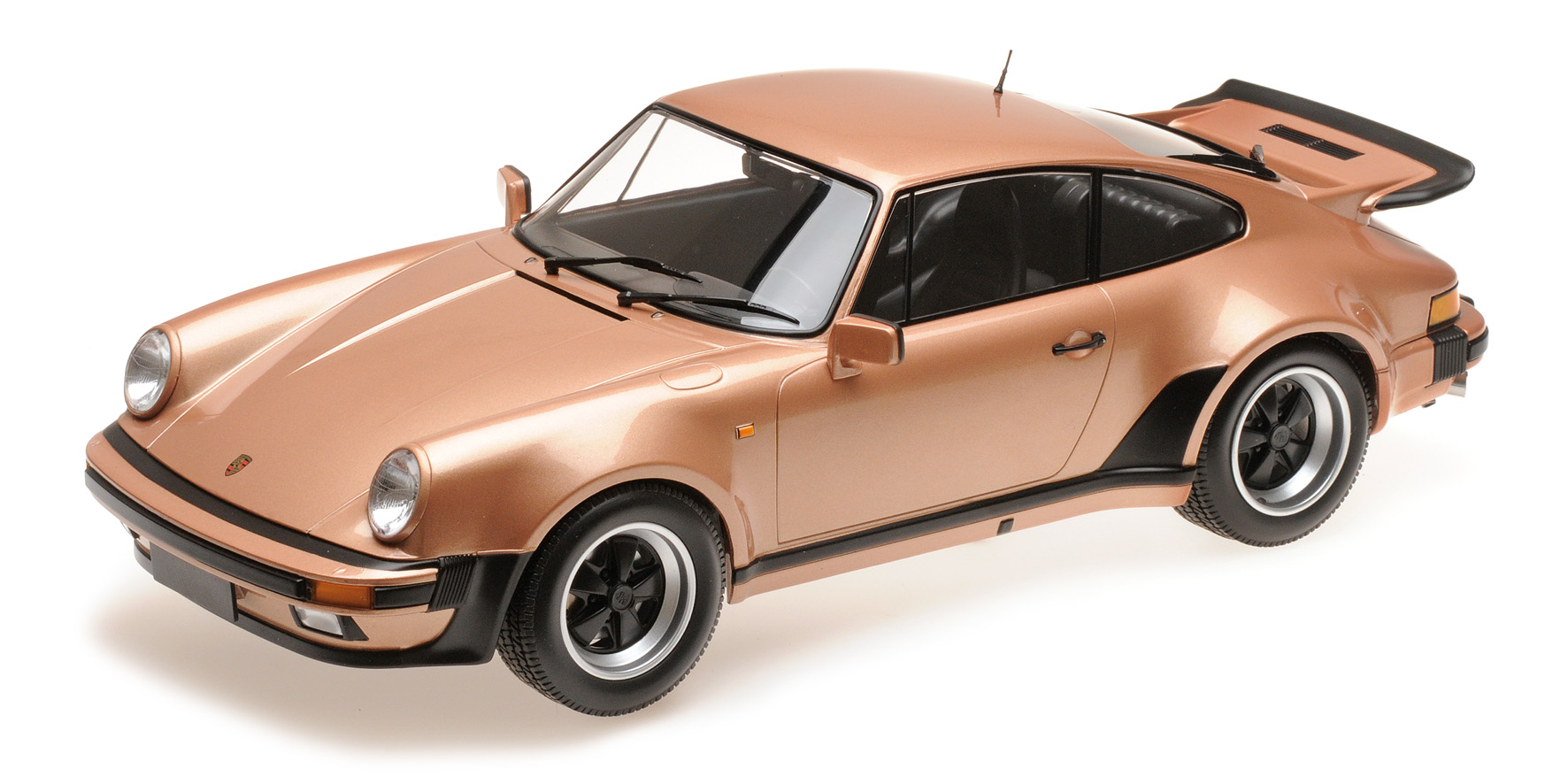 Porsche 911 Turbo 1977 Roze Metallic