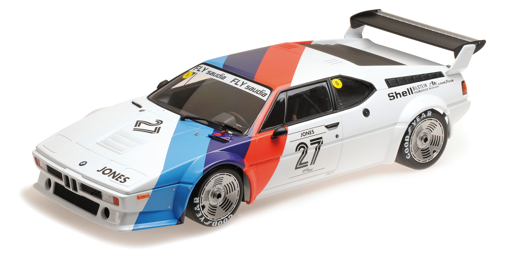 BMW M1 Procar Series 1979 A. Jones