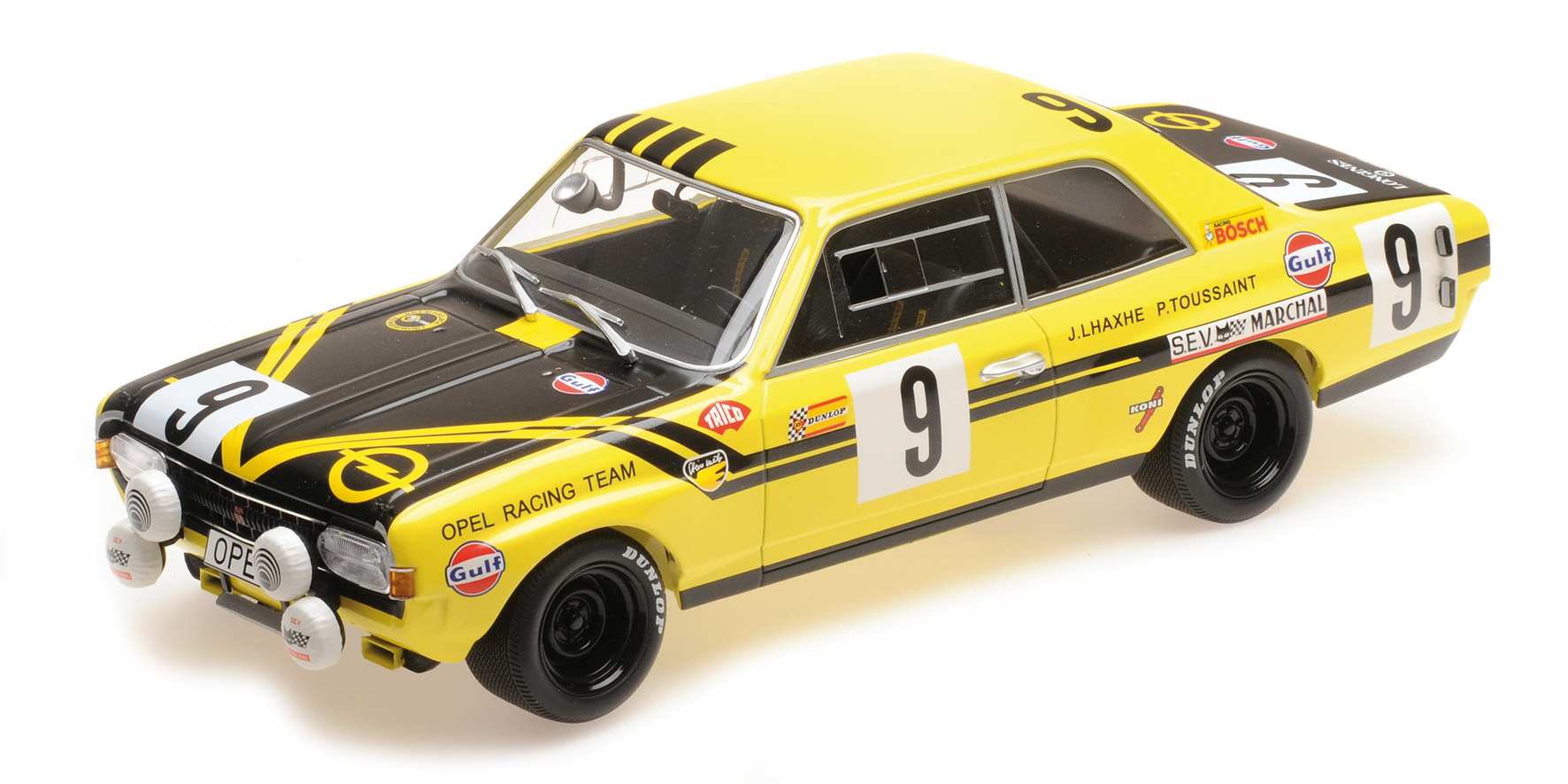 Opel Commodore A Spa 1970 Haxhe/Toussaint