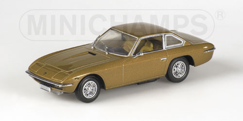 Lamborghini Islero 1968 Copper Metallic