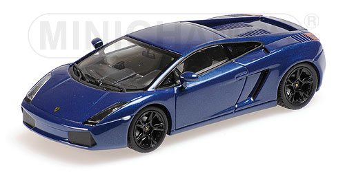 Lamborghini Gallardo 2006 Blue Metallic