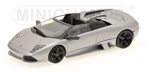 Lamborghini Murcielago LP640 Roadster 2007 Grey Metallic
