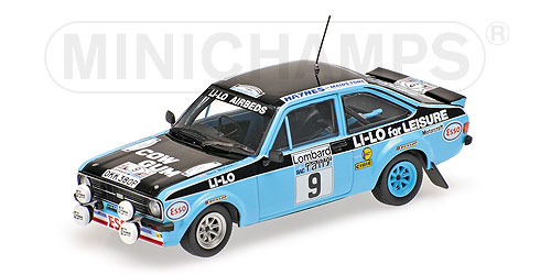 Ford Escort 1800RS Esso 1978 Clark/Wilson