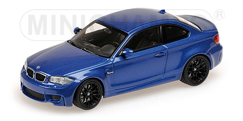 BMW 1M Coupe 2011 Blue Metallic