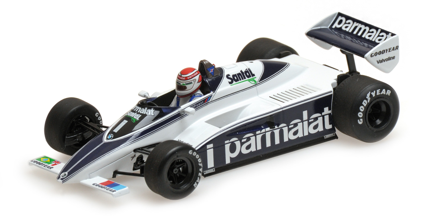 Brabham BMW BT50 1982 N. Piquet