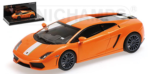 Lamborghini Gallardo LP 550-2 2009 Orange - Valentino Balboni