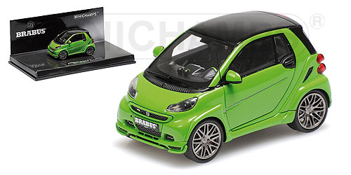 Brabus Ultimate 120 Green