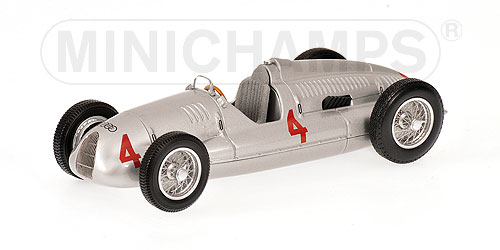 Auto Union typ D winner Nuvolari British GP 1938