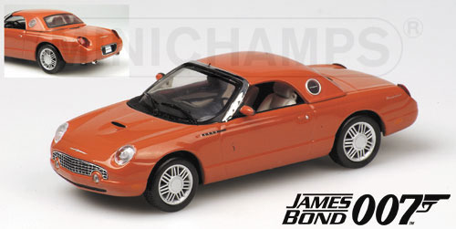 Ford Thunderbird 2003 James Bond - Die Another Day